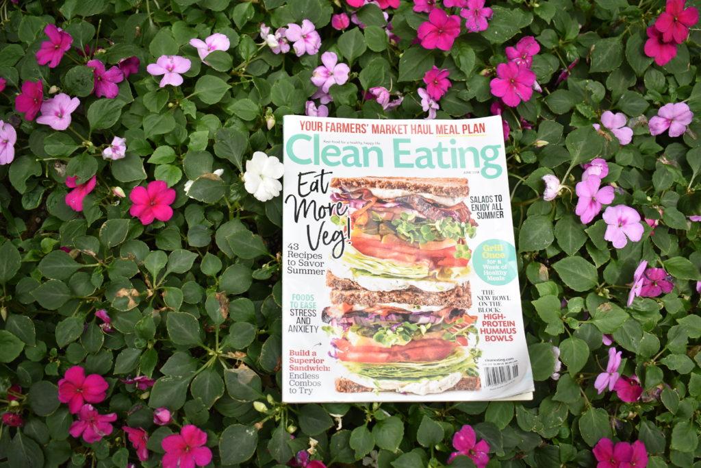 Clean Eating Mqgazine