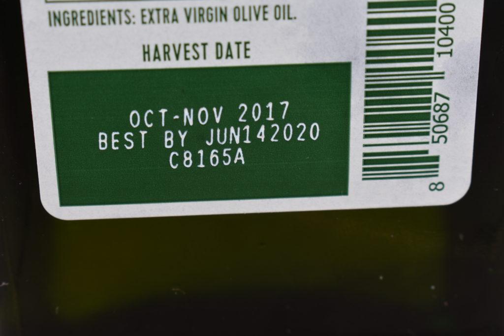 Harvest Date