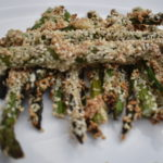 Crispy Sesame Asparagus